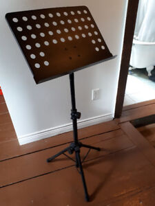Durable Portable Music Stand