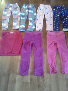 Girls Fall & Winter Clothes Lot-6