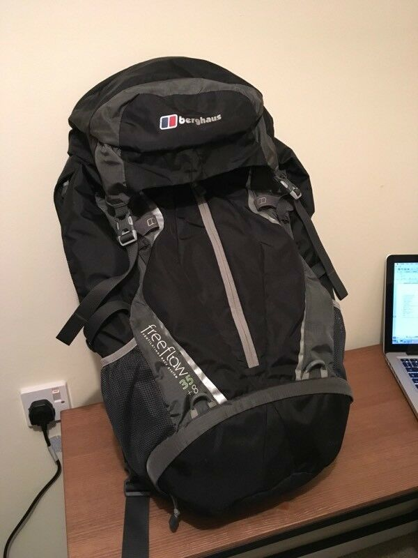 Berghaus freeflow 35 + 8 backpack