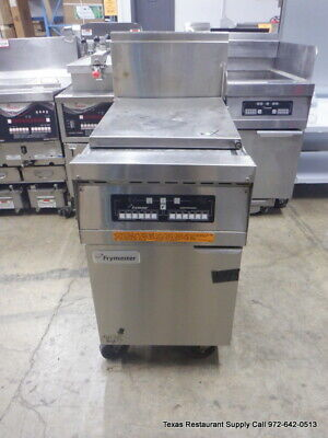 Frymaster Fbcr18cse 20 Gas Commercial Pasta Cooker Year 2016
