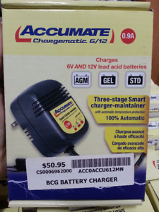 Accumate Trickle Chargers - ON SALE FROM $50.95