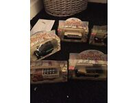 Darling buds of May die-cast collection