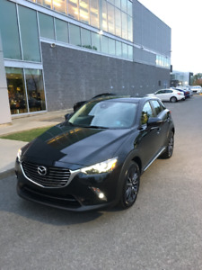 Transfert de location Mazda CX3 2018 - Lease transfer Mazda CX3