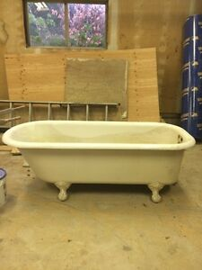 Claw foot tub Stratford Kitchener Area image 1
