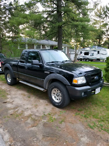Great little truck this is a 4x4 5 speed manual transmission