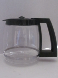DID YOU BREAK YOUR COFFEE POT FROM YOUR CUISINART?