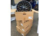 19 Mercedes alloy wheels alloys rims 5x112 seat skoda Audi vw Volkswagen
