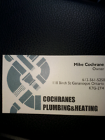 Cochranes Plumbing and Heating