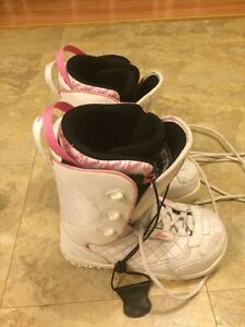 SIMS SNOWBOARD BOOTS W size 3.5