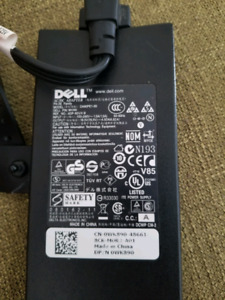 Dell Laptop Power Adapter or Charger 19.5V