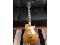 Indie Goldtop Electric Guitar Made in Korea