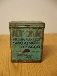 Canne de tabac Old Chum