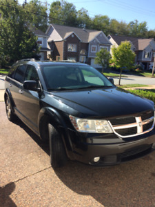 Well Maintained 2010 Dodge Journey R/T