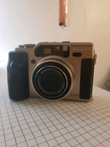 Fuji ga645zi medium format film camera 120mm fujifilm
