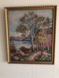 Tapestry pictures