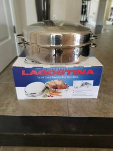 Lagostina roasting pan