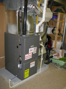 ISO used high efficiency furnace