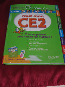 Home Schooling Material - Tout mon CE2 8/9 years