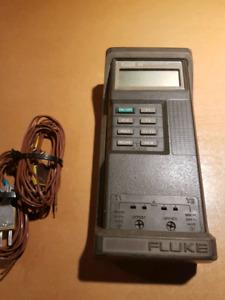 Thermomètre fluke
