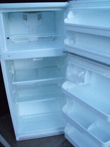 White Frigidaire Fridge, $60