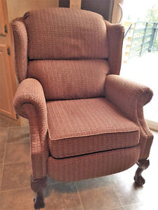 Lazy Boy Newly ReUpholstered Recliner Chair