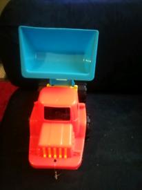 Brand new toy car