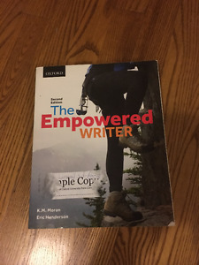 The Empowered Writer 2nd Ed.