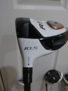 Taylormade R11 Left Hand Driver 10.5' Regular Shaft VG Condition