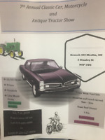 Looking for Vendors For Merlin Car Show and Town Wide Yard Sale