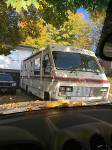 1990, 28Ft Vanguard Motorhome