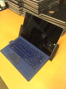 Microsoft Surface Pro 3 avec clavier et dock