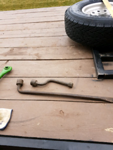 Antique John Deere wrenches