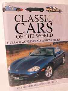 SPORTCARS HARDCOVER BOOKS  EACH OR ALL FOR ONE PRICE London Ontario image 5