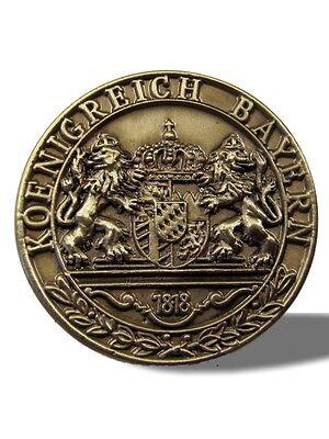 PIN Königreich Bayern 1818 ( P-229 )