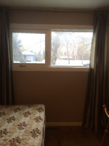Close to U of S rooms for rent October 1