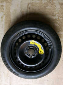 Used, Volvo s40 spare wheel for sale  Corby, Northamptonshire