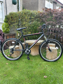 Mens 26 inch wheel bicycle