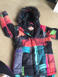 Girls Roxy winter coat