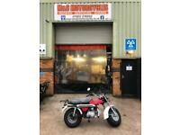 Skyteam T Rex125 beach sand bike/ monkey bike brand new fuel injected road legal