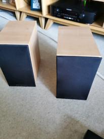 Mordaunt Short 902i hifi Speakers