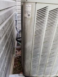 Exterior Heat Pump Cleaning