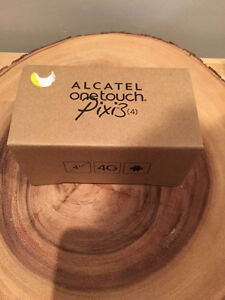 """Alcatel OneTouch Pixi 3 Android (4.5) - New, Unlocked, 4.5"""", 8GB"""