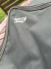 Nash Apache speed 5 13ft holdall