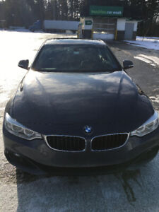 2016 BMW 428i Lease Takeover $3000 Cash incentive plus tires