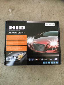BRAND NEW H1 HID KIT w/ BALLASTS