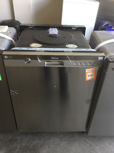"24"" Stainless Steel LG Beautiful Dishwasher"