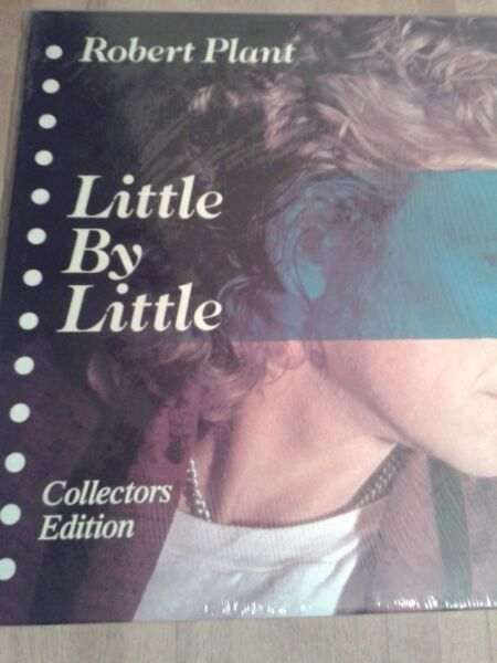 Robert Plant ‎– Little By Little-Collectors Edition ,EP