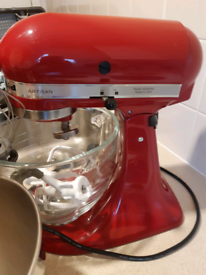 Kitchen aid food mixer great condition
