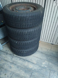 Winter tires for Toyota Sienna xle