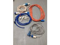 Various Hook Up Cables